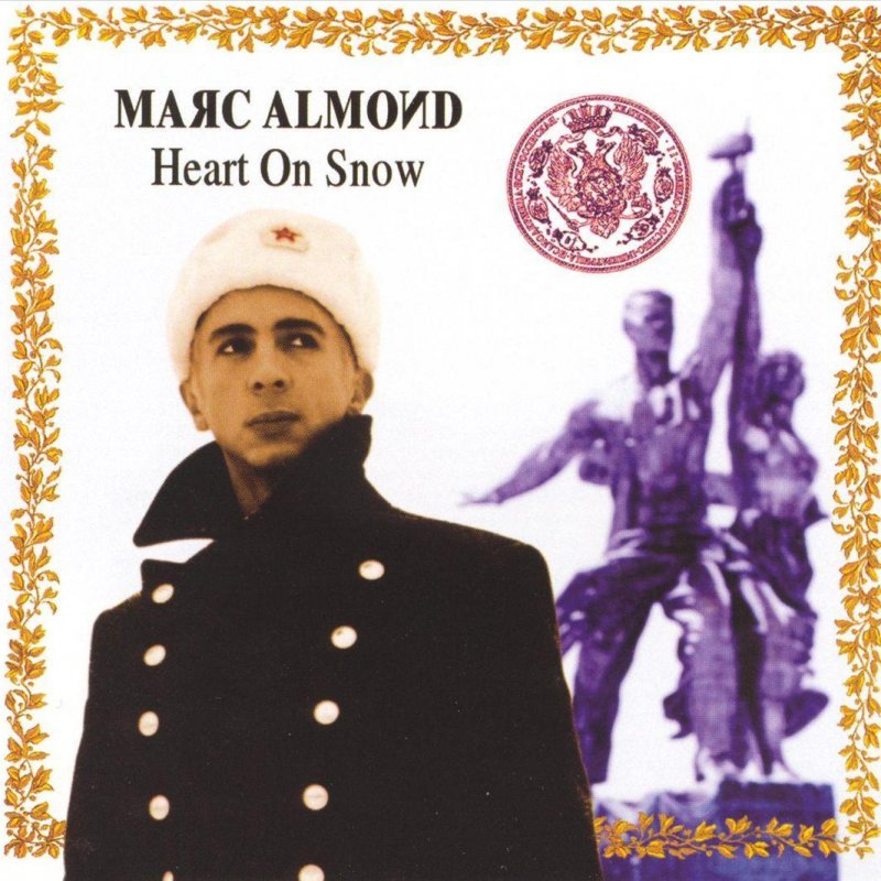 "Marс Almond ""Heart On Snow"" album"